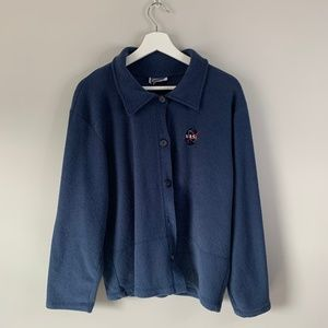 Other - RARE VINTAGE NASA Cardigan